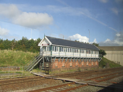 Kirkham North Junction Signal Box