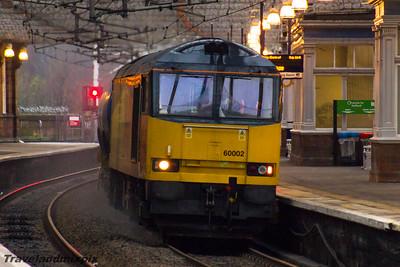 60002 Colas Rail Paisley Gilmour Street 08/01/2016