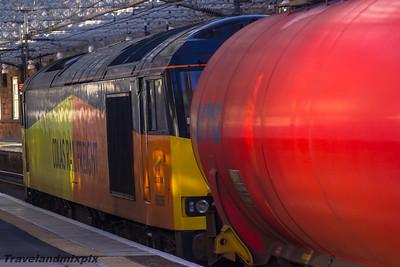 60056 Colas Rail Paisley Gilmour Street 10/02/2016
