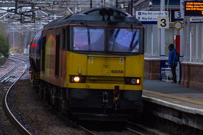 60056 Colas Rail Paisley Gilmour Street 05/02/2016