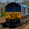 66430<br> DRS<br> Paisley Gilmour Street<br> 20/04/2016<br> <i>On a driver training/route familiarisation run</i>