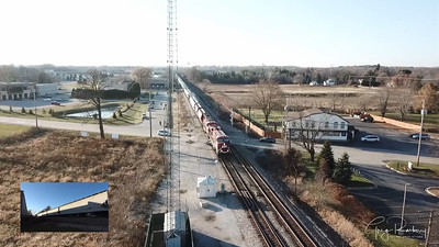 Flying The Duplainville Diamond - This Week in Trains