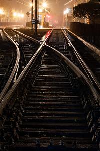 Light Rail, Campbell, California, 2009