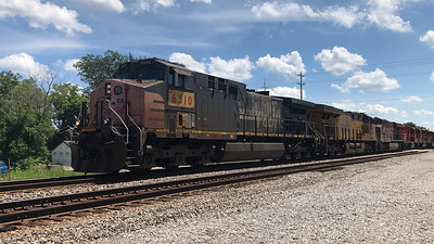 CP 281-26 From Bensenville, Illinois on 7/26/2020
