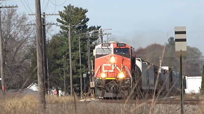 Friday Shorts - Canadian National - Railfanning Southeastern Wisconsin