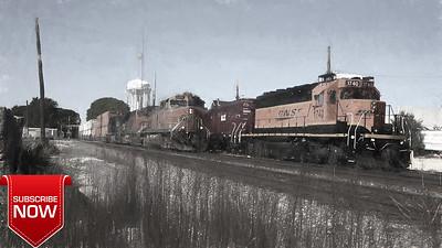 Friday Shorts - BNSF Aurora Subdivision - Railfanning Rochelle Illinois