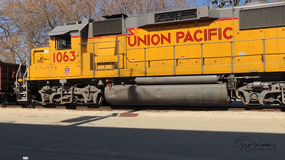 All The Power, No Filler - Union Pacific Version