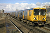 20 February. 508130 pulls into Bootle Oriel Road working the 1328 Southport - Hunts Cross.