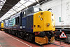 10 July. Its days as a sleeper loco in Scotland seem a distant memory as 37510 sits on display at Gresty Bridge open day.