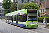 5 June. 2549 passes along Addiscombe Road, East Croydon with a service to Elmers End.