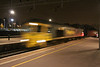 8 October. Freightliner's 66537 in a hurry at Bletchley. Artistic shot or wrong setting ?<br /> <br /> Wrong setting !!