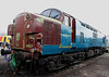 12 March. Work to be done on 37108 at Crewe Heritage Centre.