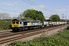 2 May. 66304 having a sugar rush as she passes Chelmscote with the 4M71 1053 Tilbury - Daventry.