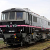3 April. Viewed from the opposite end, FLOYD 5 has been fitted with two pantographs compared to the standard one for use in Hungary.