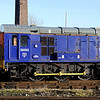 8 December. Carrying Northern rail dark blue 08502, the former Lybert Dickinson basks in the sun at Barrow Hill. She was the former depot pilot at Heaton in Newcastle.