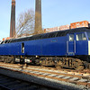 8 December. An incomplete 47791, the former 47268, 47595 and 47675 at Barrow Hill. repair work has stopped and she has an uncertain future.