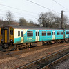 2 March. Arriva liveried 150280 heads out of Norwich in charge of the 1536 to Great Yarmouth.