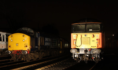 6 Dec. DRS tractor 37510 shares time with 56098.