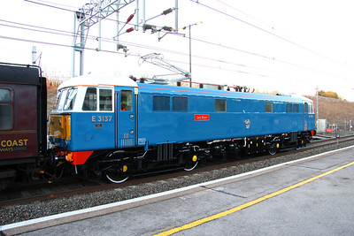 2 February. A going away shot of 86259 showing her immaculate turned out condition.