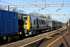 1 February 2014. First in the consist of the 6X50 0430 Dollands Moor - Trafford Park Rec Sdgs is 350406.