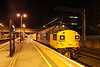 18 October 2016. Running later than I had hoped, 37025 Inverness TMD stands at MK shortly before 2am with the 3Q68 2156 Euston - Old Oak Common HST Depot via MK. Next stop Thurso !