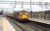 12 March 2017. ED 73136 Mhairi hums through MK on the 1Q79 0929 Tonbridge West Yard - Derby RTC.