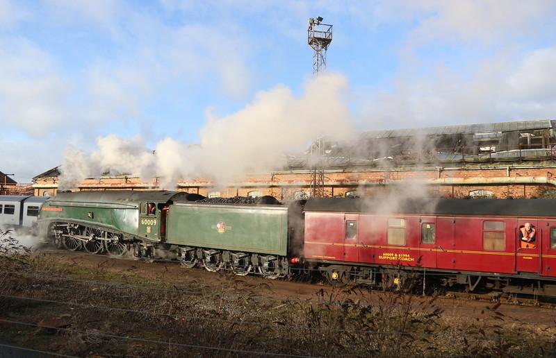 60009 Wolverton Works 6 December 2019