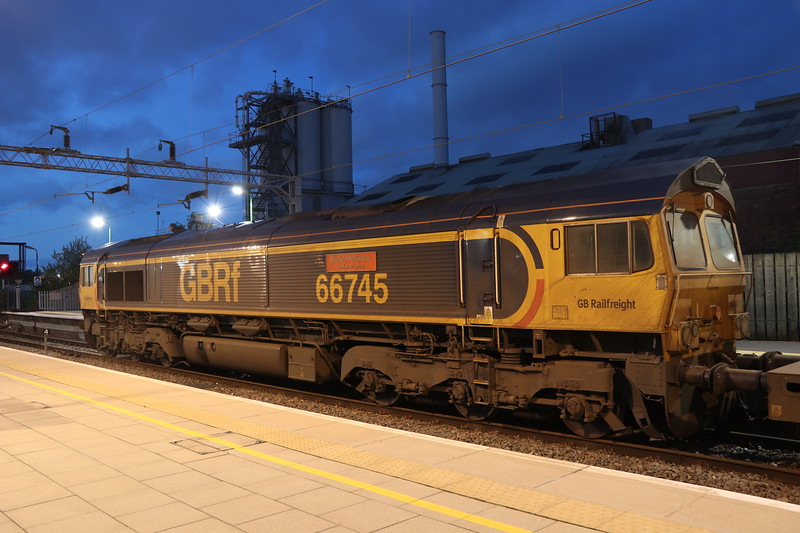 66745 Bletchley 6 October 2019