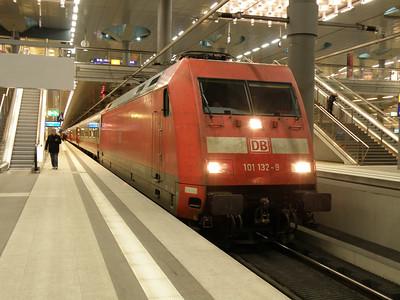 101 132 Berlin Hbf 4 February 2011