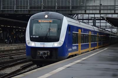 440 330 Bremen Hbf 16 November 2017