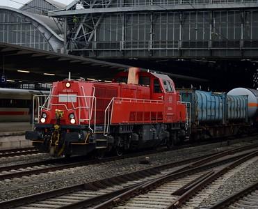 265 003 Bremen Hbf 16 November 2017