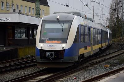 648 375 Bremen Hbf 16 November 2017