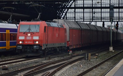 185 379 Bremen Hbf 16 November 2017