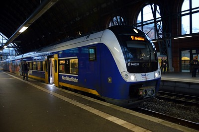 440 220 Bremen Hbf 16 November 2017