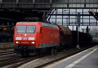 145 076 Bremen Hbf 16 November 2017