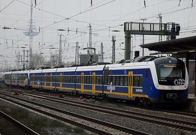 440 226 at Bremen Hbf 16 November 2017