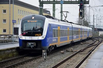 440 337 Bremen Hbf 16 November 2017