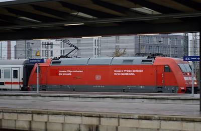 101 108 Bremen Hbf 16 November 2017