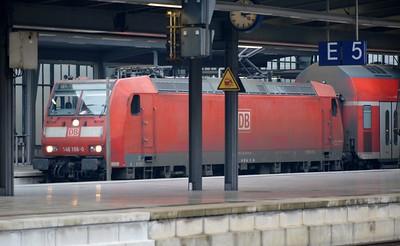 146 106 Bremen Hbf 16 November 2017