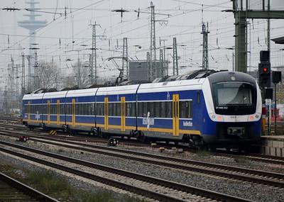 440 212 Bremen Hbf 16 November 2017