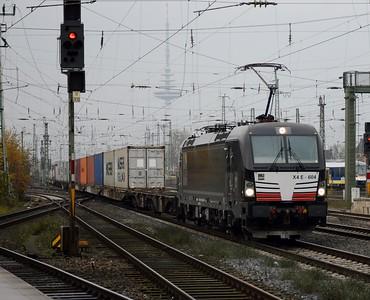 X4 E - 604 Bremen Hbf 16 November 2017