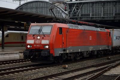189 062 Bremen Hbf 16 November 2017