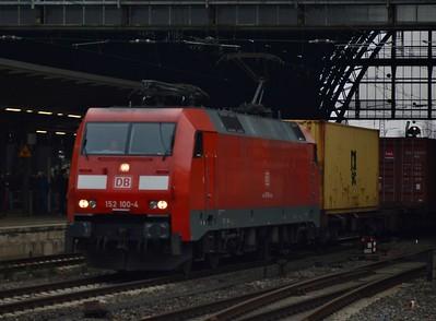 152 100 Bremen Hbf 16 November 2017