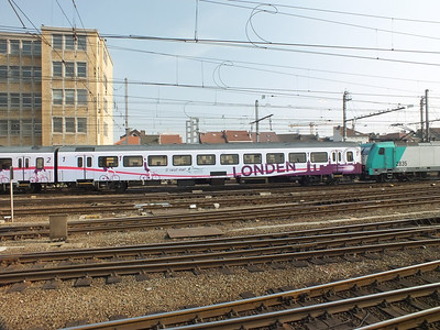 Brussels Midi 28 March 2012