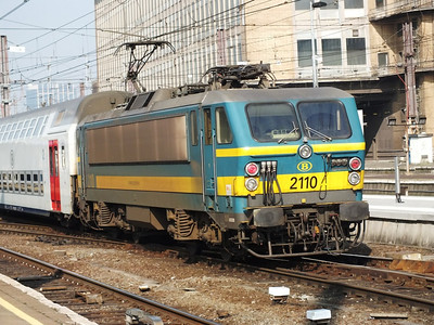 2110 Brussels Midi 28 March 2012