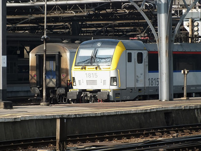 1815 Brussels Midi 28 March 2012