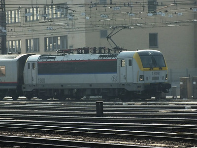 1808 Brussels Midi 28 March 2012