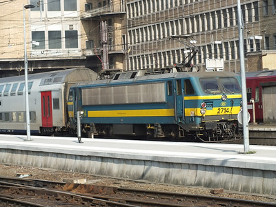 2714 Brussels Midi 28 March 2012