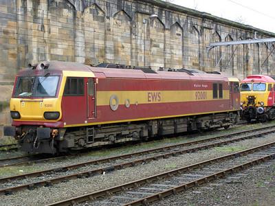 92 001 Carlisle 1 December 2007