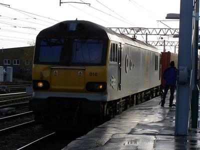 92 016 Carlisle 1 December 2007